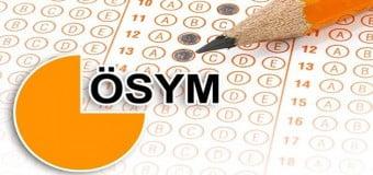 2018 Sınav Takvimi YGS kayıt ücret LYS kayıt KPSS Kayıt